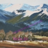 ©ML Marg Smith -Rocky Mountain Force-SOLD