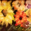 ML Marg Smith-Moms-Bouquet-8x10-oil