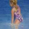 ©ML Marg Smith -Aquatic-Bliss- 14 x11 - oil - Available