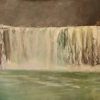 ©ML Marg Smith- Nebulous Cascades-18x36