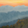 ML Marg Smith - Sunset-on-The-Ridge-15x30