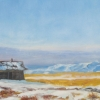 M.L. Marg Smith - Where Did They Go 15x30 oil on canvas