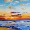 ML-Marg-Smith-Vacation-Sunset-14x11-oil