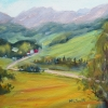 ML-Marg-Smith-Overlooking-the-Valley-8x10-oil-en plein-air