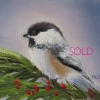 ©ML Marg Smith- Holiday ChickaDEE