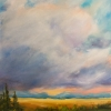 ML Marg Smith -Thunderclouds To The West