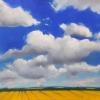 ML Marg Smith --Prairie Skies 30x48