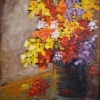 a-bouquet-for-you-20-x16-SOLD-oil-on-canvas-board-sold