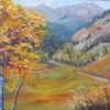 M.L. Marg Smith -Daytripping-SOLD- oil