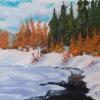 ML Marg Smith -Winter Solitude-11x14