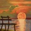 Molten Moon